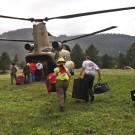 Larimer County Flood Evacuee Meeting