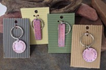 Pinewood Strong Keychains For Sale in Lyons